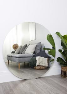 KAILA KAILA - Runder Spiegel 110 cm Ø