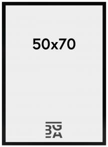 Artlink Amanda Box Schwarz 50x70 cm