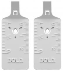 BOLD Innovations Tavelkrok för alla väggar - Bold Tavelkrok 2-p