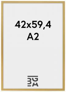 Galleri 1 Edsbyn Gold 42x59,4 cm (A2)