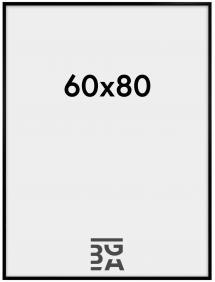 BGA Nordic New Lifestyle Schwarz 60x80 cm