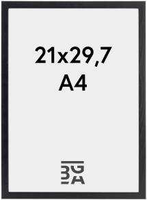Estancia Rahmen Galant Acrylglas Schwarz 21x29,7 cm (A4)