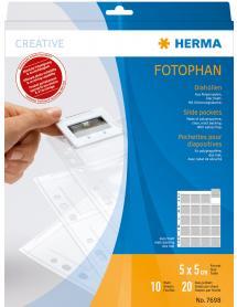Herma Diataschen - 10 Blatt