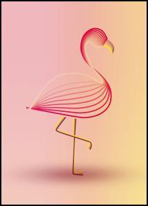 Bildverkstad flamingo