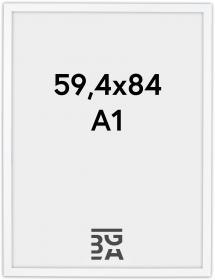 Galleri 1 White Wood 59,4x84 cm (A1)