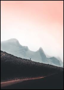 Bildverkstad Out for a Climb Poster