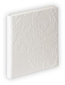 Walther Nobile Gästebuch - 23x25 cm (144 weiße Seiten / 72 Blatt)