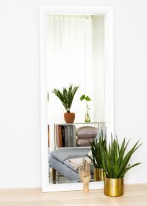 Estancia Spiegel Olden Weiß 60x150 cm