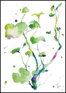 Bildverkstad Plantbased - Green isle studio Poster