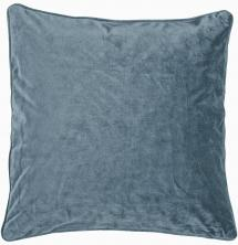 Fondaco Velvet Kissenbezug Denim 45x45 cm