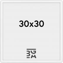 Galleri 1 Edsbyn Weiß 30x30 cm