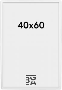 Galleri 1 Edsbyn Weiß 40x60 cm