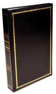 Classic Line Pocket Album Schwarz - 300 Bilder 10x15 cm