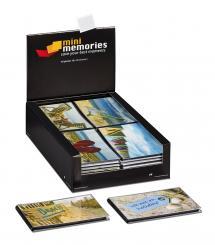 Walther Mini Memories Album Holiday 6 Varianten - 40 Bilder 10x15 cm - 36-pack