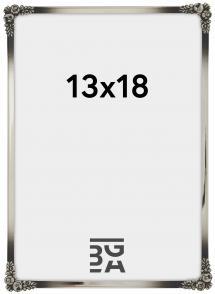 Eiri Kehykset Rosen Metall Silber 13x18 cm