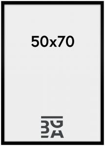 Focus Soul Schwarz 50x70 cm