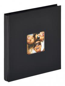 Walther Fun Album Schwarz - 400 Bilder 10x15 cm