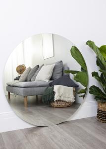 KAILA KAILA Runder Spiegel 100 cm Ø