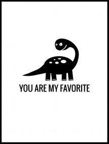 Bildverkstad Dino Favorite